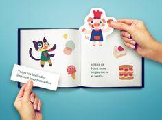 PictureBookMaker: crea cuentos online gratis sin necesidad de instalación previa. Selecciona, entre los dibujos propuestos, a los protagonistas de la historia. Podrás elegirlos. Puedes editar el tamaño de los personajes y cambiarlos de lugar. Además, cada uno incluye diferentes posturas, para que puedas adaptarlo al desarrollo de la historia. Añade los escenarios y paisajes para ambientar la narración. objetos y escribir textos con los diálogos del cuento.