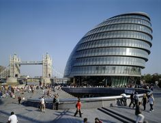 City Hall, London, England, 1998-2002 | © Foster + Partners / Nigel Young