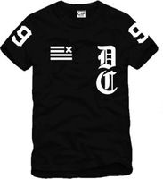 2014 Summer New Men's CHEF XX 99 T shirts HOOD BY AIR T-Shirts short sleeve hiphop skateboard tee shirs