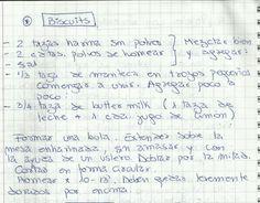 BISCUITS   #NEUTRO #MASAS #PAN #HARINA