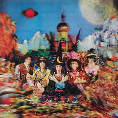 Their Satanic Majesties Request Psychedelic Music