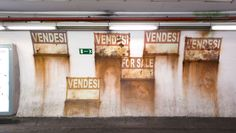 StreetArt Roma: Spagna-stazione della street art | Artisti vari | 2014 | Zona: Centro Storico | #art #streetart #roma