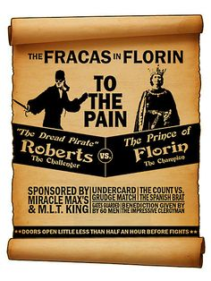 Wedding Night Fights by AngryMongo The Princess Bride Princess Bride Quotes, Princess Bride Movie, Funny Princess, Wedding Night, Dream Wedding, Grudge Match, Tv Show Quotes, Geek Out, Book Fandoms