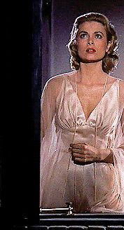 Grace Kelly---  It can be more than just sounds and words.