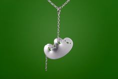sloth necklace!