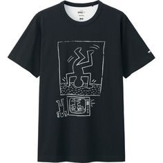 96da453328 KEITH HARING   SPRZ NY. Keith Haring T ShirtJean Michel BasquiatAndy  WarholUniqloShirt ...