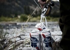 I hate to admit I like anything that involves PBR, but this I like.
