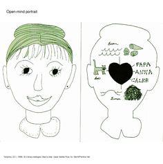 Open-Mind Portrait-Comprehension Activity