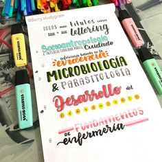 Discover recipes, home ideas, style inspiration and other ideas to try. Bullet Journal Banner, Bullet Journal Notes, Bullet Journal School, Bullet Journal Aesthetic, Bullet Journal Ideas Pages, Bullet Journal Inspiration, Daily Journal, Cute Notes, Pretty Notes