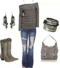 Casual & hip style :)