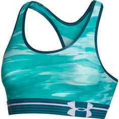 Oh god i need this... Wiggle | Under Armour Women's Heatgear Alpha Printed Bra - AW14 | Sports Bras & Underwear