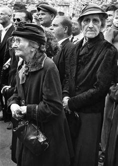 Paris 1954 Gisèle Freund