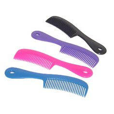 Hip Pocket Comb - had to be in the back pocket of your Jordache jeans.  That hair wasn't going to feather itself, you know!