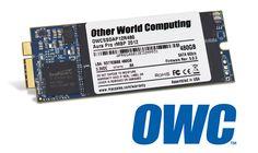 OWC certifies 480GB Mercury Aura Pro SSD for 13inch MacBook Pro with Retina display