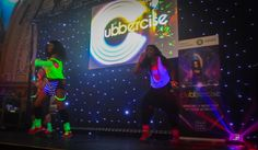 Clubbercise class at The International Fitness Showcase (IFS) 2015 in Blackpool