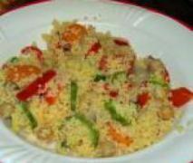 cous cous ricette