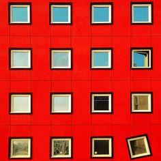 Yenertorun-int-3 // Istanbul's impossibly colourful minimalist architecture, shot by Yener Torun