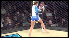 Conquest of the Cage MMA: Julianna Pena (Spokane, WA) vs Rachel Swatez (...
