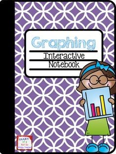 Graphing Interactive Notebook. Covers several types of charts and graphs and asks students to answer several questions about each graph.