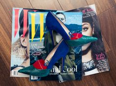 Prepping for 'Feet Up Fridays' http://www.thecoveteur.com/katie-cassidy-style/