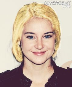 It's Official! Shailene Woodley is Tris & Speaks About the Role in Divergent for the 1st Time - DIVERGENT Fansite