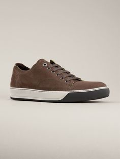 Lanvin Lace-up Low Sneakers