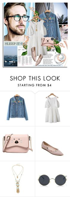 DressLily + Dezzal by dora04 on Polyvore featuring Tiffany & Co., dresslily and dezzal