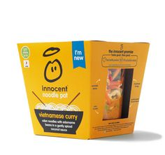 Vietnamese Curry - innocent – 100% pure fruit smoothies, orange juice, kids smoothies and tasty veg pots