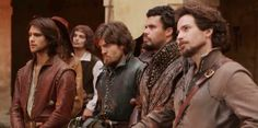 BBC Musketeers (2014)