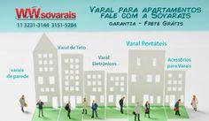 www.sovarais.com.br/loja Os melhores varais para sua lavanderia é na Sóvarais ! #varaldeteto #varaisdeparede #varal