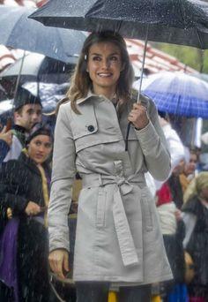 Letizia Ortiz - Novias del Príncipe Felipe de Borbón
