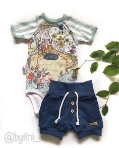 Kids Outfits, Onesies, Rompers, Sewing, Baby, Clothes, Fashion, Outfits, Moda
