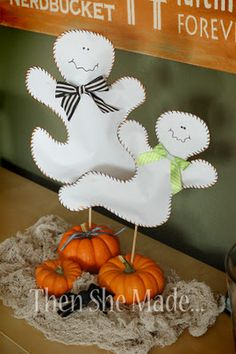 Then she made...: Then She Made ... Fall crafts
