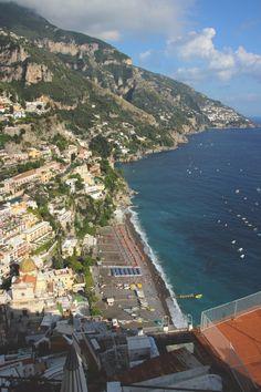 Tea's Guide To The Amalfi Coast   Studio Tea Blog   Tea Collection