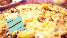 Tu Cajón Vintage: Gratén de patatas en salsa