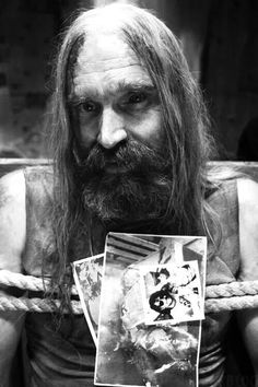 Bill Moseley as Otis Driftwood in The Devil's Rejects Rob Zombie Art, Rob Zombie Film, Zombie Movies, Scary Movies, Horror Movie Characters, Horror Movies, Otis Driftwood, Bill Moseley, Sheri Moon Zombie