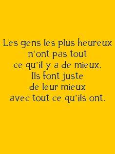 Speed Dating - Le bonheur cest tout simple ! French Words, French Quotes, Words Quotes, Life Quotes, Sayings, Favorite Quotes, Best Quotes, Smart Quotes, Burn Out