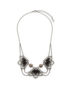 Baroque Bloom Necklace - Jewelmint, $29.99, September 2012 Collection.  http://jmnt.me/ox5eyR