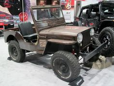 The Ugliest Cars at SEMA 2013 - Popular Mechanics - UGLY my a$$. THIS is awesome!