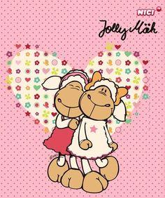 NICI: Jolly Amy & Jolly Frances:)