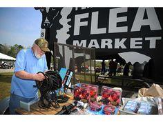 1) Pendergrass Flea Market- 5641 US Highway 129 N, Pendergrass, GA 30567 Regular Hours Sat - Sun 9:00 am - 6:00 pm