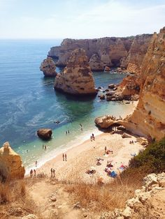 Praia da Marinha, Lagoa | Portugal