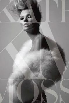 Kate Moss Book.