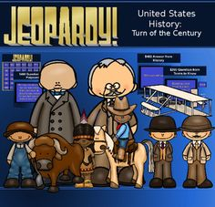 Jeopardy is a fun interactive way to help your students review for a number of different subjects! It allows them to practice content in an engaging experience with their classmates, or individually. This particular Jeopardy review requires no work for you!