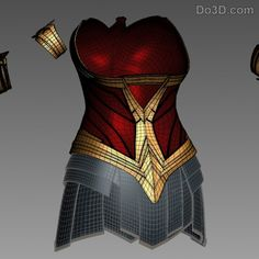back-side-body-wonder-woman-3d-printable-model-stl-by-do3d-com-12