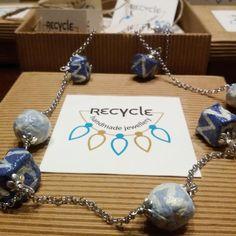 Recycle: l'arte del riciclo per i bijoux
