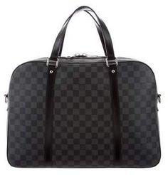 3113fcfdb08 Louis Vuitton Damier Graphite Jørn Bag