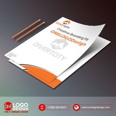 Stationary design for DIVERTCITY. Get your stationary done today. Visit us: www.onelogodesign.com ‪#‎Stationary‬ ‪#‎Letterheads‬ ‪#‎Marketing‬ ‪#‎Design‬ ‪#‎Branding‬ ‪#‎LogoDesign‬ ‪#‎GraphicDesign‬ ‪#‎WebDesign‬ ‪#‎SocialMediaMarketing‬