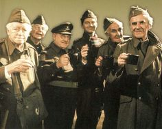 Mainwaring - The Day Watch - Dad's army - Home Counties. A comparison to the nightwatch boys. British Comedy Series, British Tv Comedies, Classic Comedies, 80s Kids Shows, Dad's Army, Bbc Tv Series, Comedy Tv, Old Tv Shows, About Time Movie