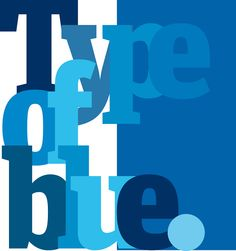 Type of Blue: a typographic tribute to Miles Davis